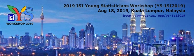 2019 ISI Young Statisticians Workshop (YS-ISI2019)